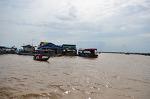 캄보디아 여행 5 - 똔레샵 호수