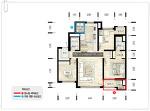 부산 센텀푸르지오 아파트 47평 A형(계약면적 137.4650㎡) 분양(전용면적:84㎡) 분양 정보
