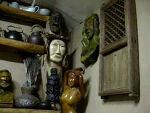 산원초 산원의 지인이신 공예가 단암 님 댁 방문에서 침향에 대한 동영상