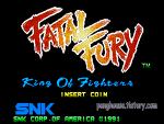 아랑전설1 다운로드 - 오락실게임 아랑전설1 다운 Fatal Fury