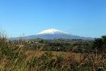 시칠리아 에트나 화산에 오르다