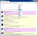 [포트폴리오] Twitter API, Google Translate API 를 이용한 트위터 클라이언트