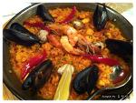 집 근처에서 오랫만에 먹어본 스페인 음식