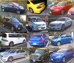 우리동네 주차장에 차들을 찍어 봤습니다.