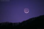 초승달과 지구조(Earthshine)