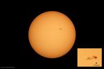 태양과 태양 흑점 (Sun and Sunspot)