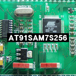 01_AT91SAM7S256 LED on/off를 통한 동작 TEST