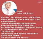 월간조선 조갑제 '김창룡이 박정희 살려주지 않았다면?'