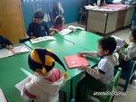 에콰도르 어린이집 아이들에게 책 보내주기 성공적으로 마쳤습니다.