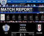 QPR, 17경기 만에 첫 승…꼴찌 탈출