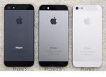 iPhone 5S , iPhone 5 비교 리뷰