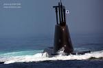 대한민국 해군 214급 잠수함 안중근함 [ by KISH ]