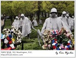 [적묘의 워싱턴디시]6.25한국전쟁, 자유는 공짜가 아니다.64주년