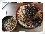Unlimited Korean-style Soba for 4,500 won? Mapo Instant Buckwheat Village in Hapjeong