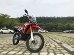 혼다 CRF250 랠리 리뷰, 경량듀얼, crf250 rally, 1,000km 시승기