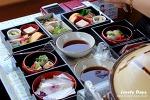 교토에서 신선놀음, 아라시야마 뱃놀이와 멋진 점심식사