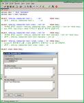 오라클 DB 접속용 Golden32 툴에서 정기 작업 쿼리 변수 지정해서 간편하게 사용하기, 그에따른 특수문자 문제