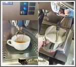 커피홀릭-라떼만들기 도전