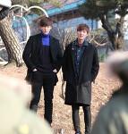 [스틸] 상속자들 <낚시터> - 이민호 : 김탄