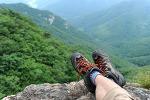 [청화산 산행일기] 늘재-청화산-갓바위재-조항산-의상저수지-옥양교