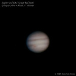 Jupiter and GRS