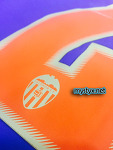 "05/06 Valencia Away L/S No.21 ""Aimar"" Player Issued"