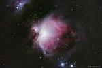 오리온 대성운 (Orion Nebula, M42)