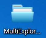 Multi Explorer (멀티 탐색기)