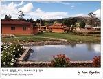 [적묘의 까하마르카]바뇨 델 잉카에서 새벽온천 수영장 즐기기,Baños del Inca,Cajamarca