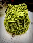 [작품]뜨개질을 시작하다