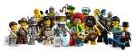 레고 미니피규어 시리즈 총정리 (Lego Minifigure Series)