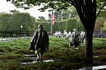 워싱턴 한국전쟁 추모공원, 제퍼슨 기념관, 링컨 기념관
