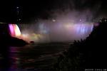 캐나다 나이아가라 폭포 야경