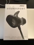 Bose SoundSport® wireless headphones(보스 사운드스포츠 와이어리스)
