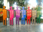 인도 콜카타에서 생활하는 동안 가장 자주 갔었던 몰 City Centre Mall