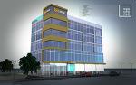 혁신도시 _(주)비즈원 빌딩_디자인
