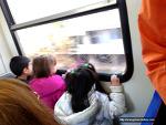 역시 한국! 현대가 만든 그리스 전철!