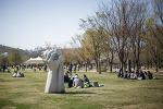 한가로운 오후 - 서울숲