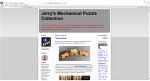 제리의 기계적 퍼즐 콜렉션 (Jerry's Mechanical Puzzle Collection)