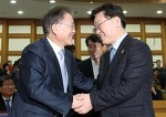 이재명과 문재인의  준조세 폐지 16조원 그리고 오마이뉴스 김시연기자