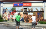 밴쿠버섬에도 예쁜 벽화마을이