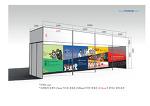 2014국제만화축제 부스 계획 및 디자인( 한국만화영상진흥원 )