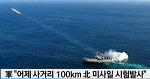 북한, 신형고속정과 대함미사일 공개, 시험발사