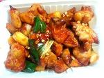 [치킨맛집/구운치킨]구운닭 핫썬치킨 순떡바베큐 후기