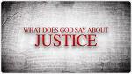 기독교에서의 정의