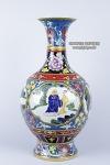 N-319. 도자기 병 -가마유 및 알튐, 인물, 그림- (3.2kg)