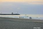 멕시코 해변의 아침 - 멕시코 여행 10