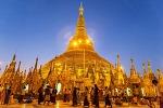 미얀마(쉐다곤 파고다)