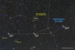 Constellation Andromeda 안드로메다자리