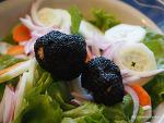 여름 채소와의 묘미, '트러플 샐러드'